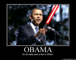 Sith Lord Obama